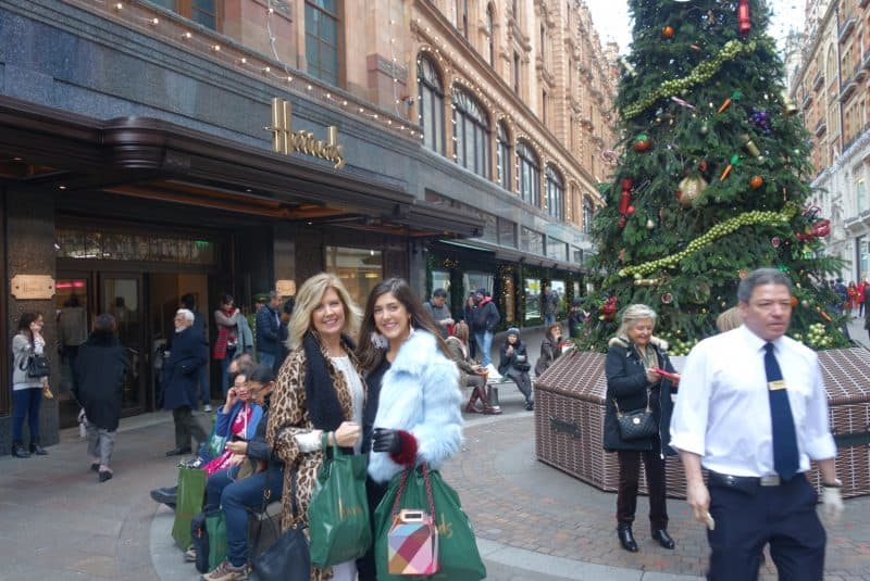 Move Over Black Friday Boxing Day At Harrods In London Has Knocked You Out Two Dandelions
